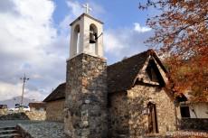 Церковь Преображения Господня. Палехори