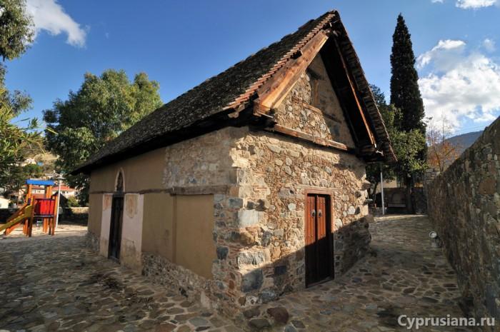 Церковь Богородицы Теотокос