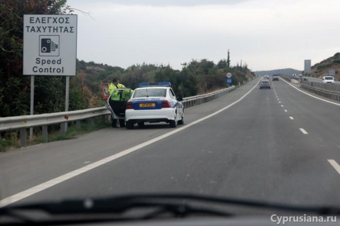 Проверка на дорогах