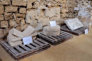 Артефакты в крепости
