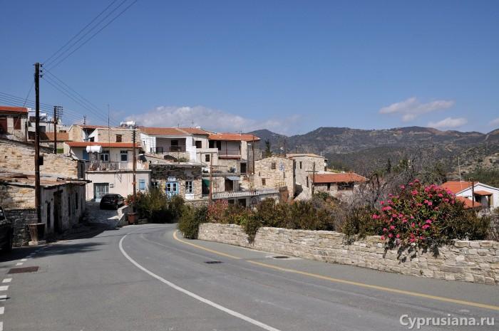 Деревня Вавла