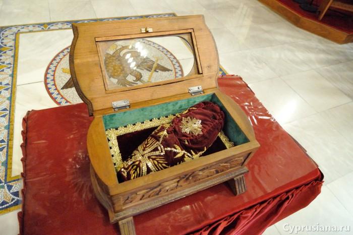 Башмачки святого Спиридона