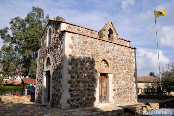 Капелла Св. Екатерины в Пирге. 1421