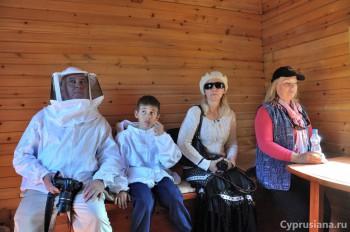 Сидение на пчёлах
