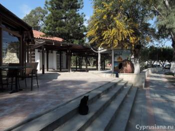 Кафе в парке