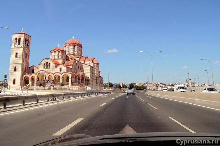 Церковь Святого Арсения Каппадокийского и Паисия Афонского в Лимасоле