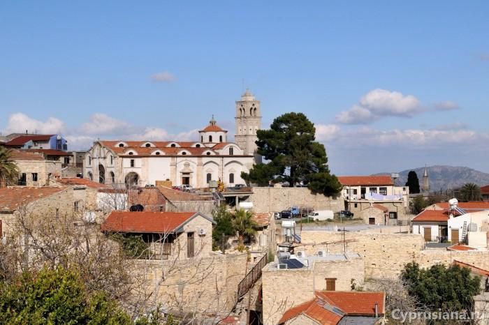 Вид на церковь Тимиу Ставру