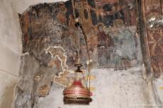 Фрески в церкви св. Марины