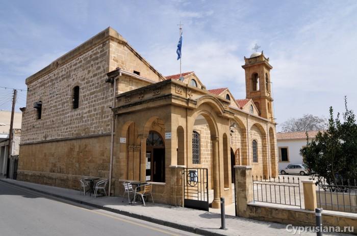 Церковь св. Саввы