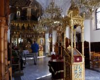 В монастыре Неофита