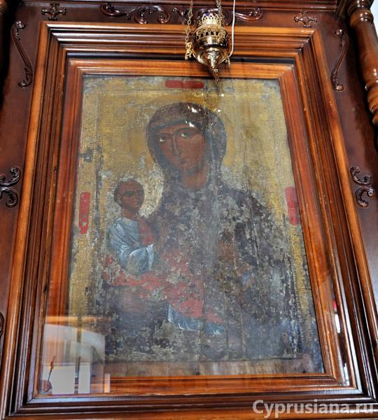 Икона Богородицы Валана