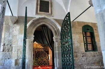 Место захоронения