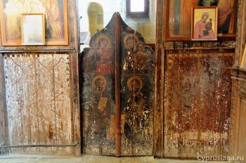 Иконостас церкви св. Мамаса