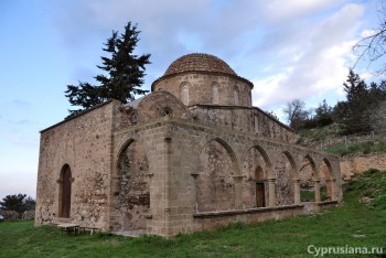 Церковь Христа Антифонитиса