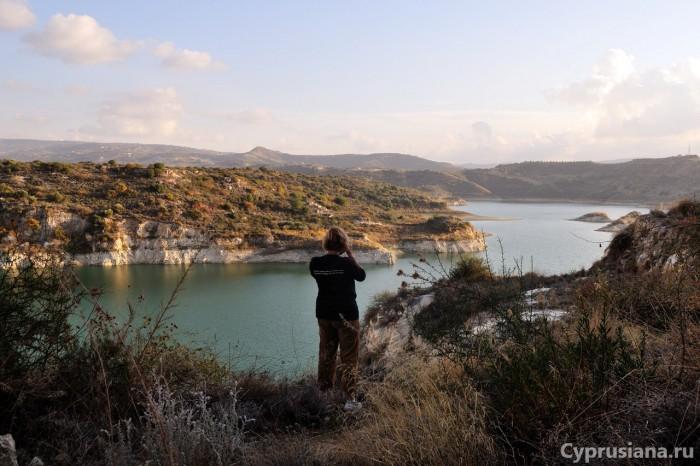 Водохранилище Evretou