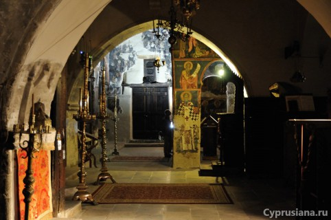Церковь св. Иоанна Лампадиста
