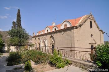 Церковь Панагии Теотокос