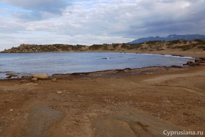 Пляж Алагади