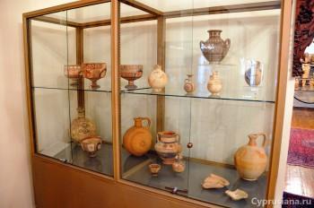 Стенды с керамикой