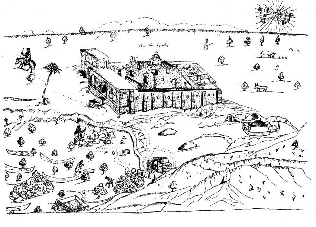 Ригатис рисунок Барского 1