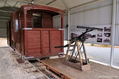 Почтовый вагон