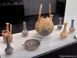 Небольшие глиняные изделия