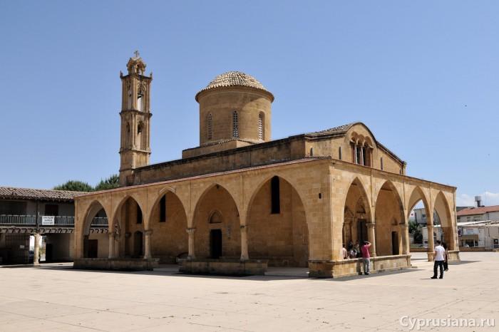 Церковь св. Мамаса