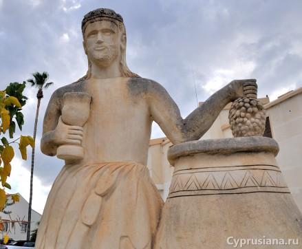 Дионис и ангел