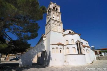 Церковь Timios Stavros
