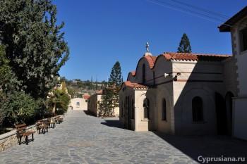 Другие виды монастыря