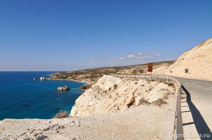 На подъезде к камню Афродиты