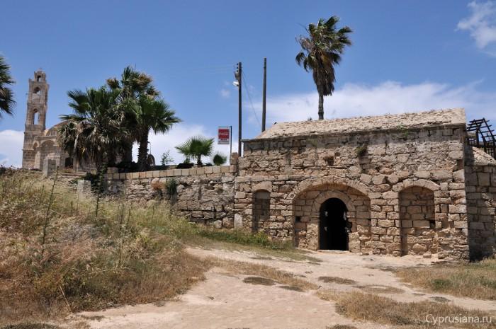Пещера св. Фирса