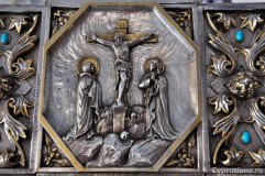 Фрагмент креста