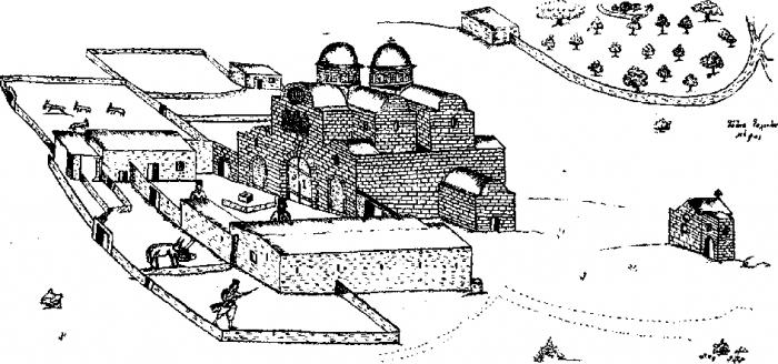 Варнава рисунок Барского
