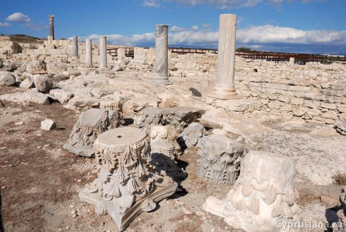 Руины Куриона. Римский форум