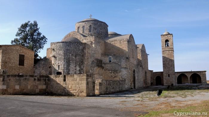 Храм св. апостола Варнавы