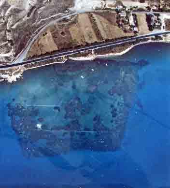 Древний порт Аматуса