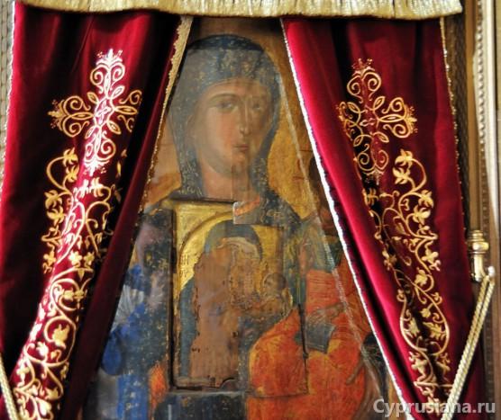 Богородица Амиру. Путеводительница