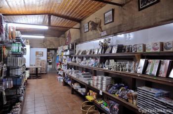 Магазин при винодельне