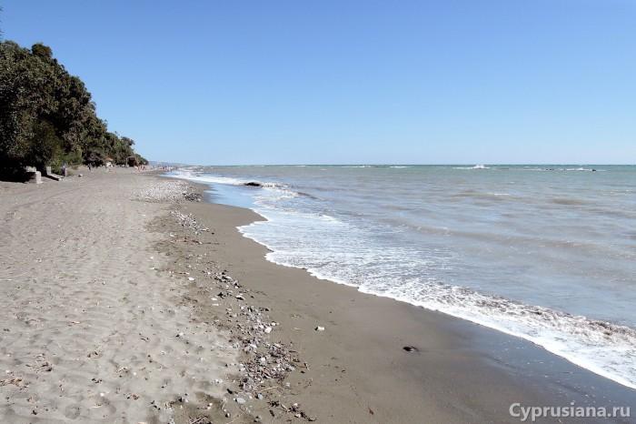 Пляж на Дасуди