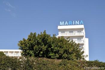 Отель Marina
