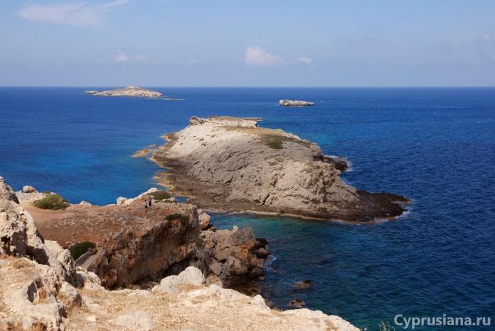 Самая восточная точка Кипра