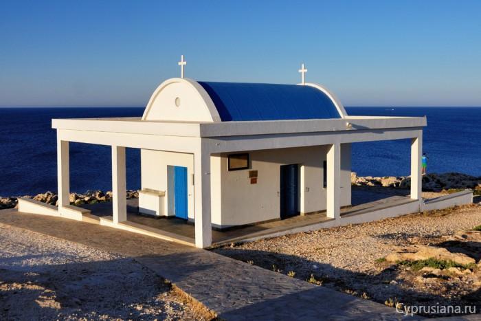 Церковь на мысе