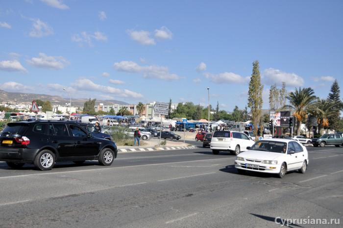 Субботний рынок Лимасола