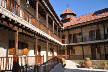 Монастырь Панагии Амасгу