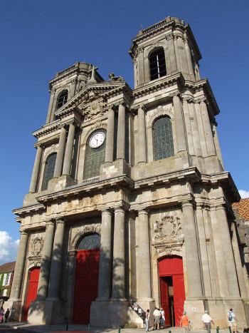 Собор святого Мамета в Лангре, 1150–1196