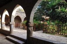Внутри монастыря св. Николая