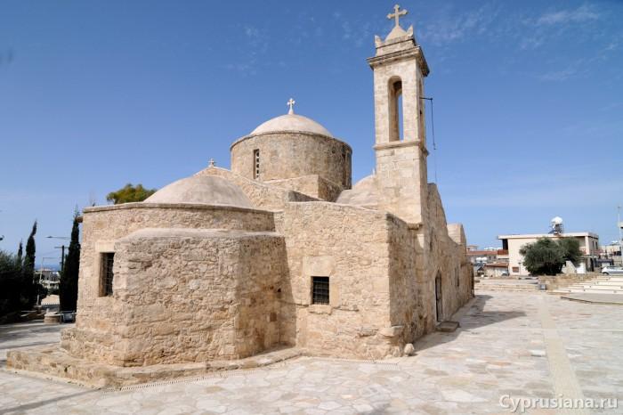 Церковь Панагии Хриселеусы
