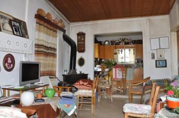 В доме