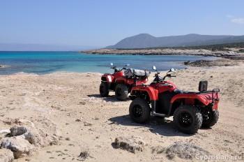 Самая западная точка Кипра